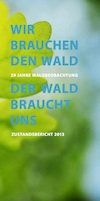 Waldbericht 13 Flyer